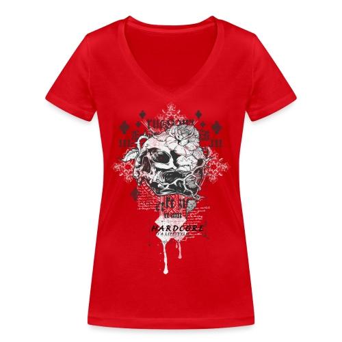 is a lifestyle - Frauen Bio-T-Shirt mit V-Ausschnitt von Stanley & Stella