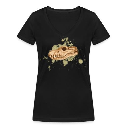 Jugg - Frauen Bio-T-Shirt mit V-Ausschnitt von Stanley & Stella