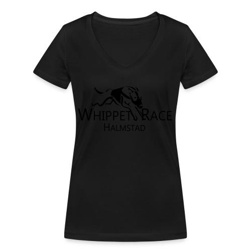 wr original - Ekologisk T-shirt med V-ringning dam från Stanley & Stella