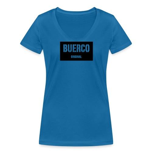 BUERCO - Vrouwen bio T-shirt met V-hals van Stanley & Stella