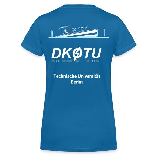 DK0TU Template Test 1 - Frauen Bio-T-Shirt mit V-Ausschnitt von Stanley & Stella
