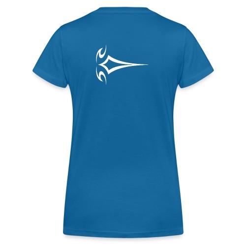 logo ordine onde test - T-shirt ecologica da donna con scollo a V di Stanley & Stella