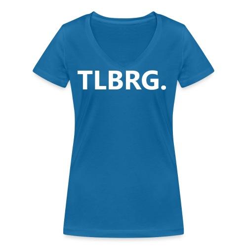 TLBRG - Vrouwen bio T-shirt met V-hals van Stanley & Stella