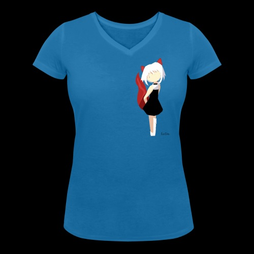 Talì - T-shirt ecologica da donna con scollo a V di Stanley & Stella