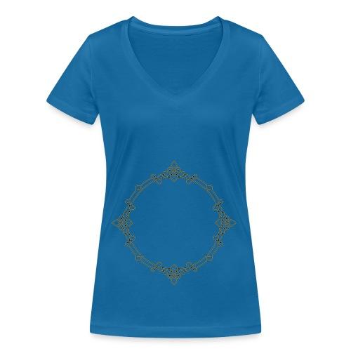 MONOGRACIA | BY VALORSTUDIO | - Vrouwen bio T-shirt met V-hals van Stanley & Stella