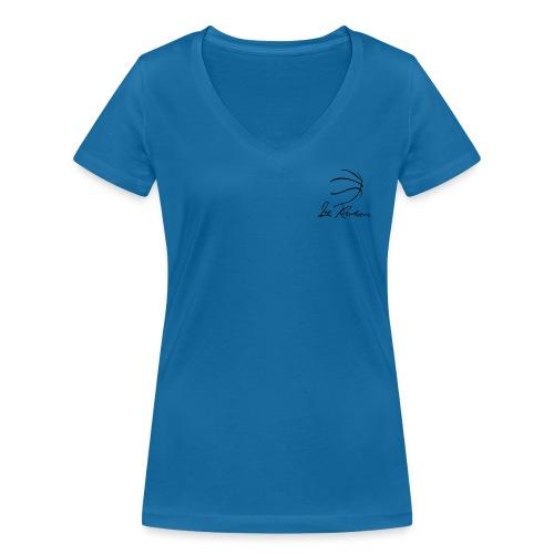 Leo Kirchner - T-shirt bio col V Stanley & Stella Femme