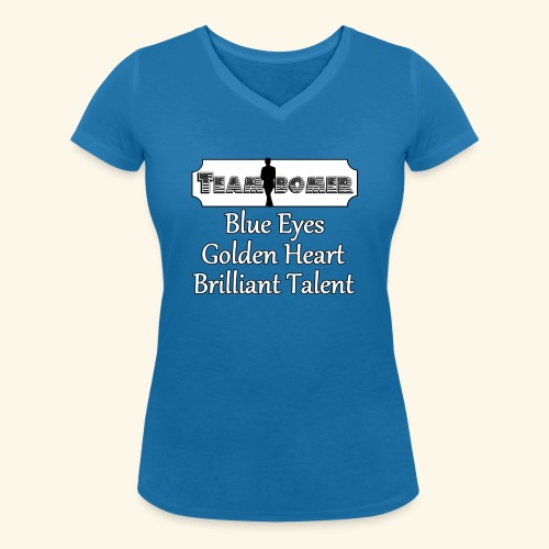 Team B - Women's Organic V-Neck T-Shirt by Stanley & Stella