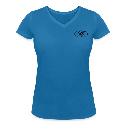 Muscular Gym - T-shirt bio col V Stanley & Stella Femme