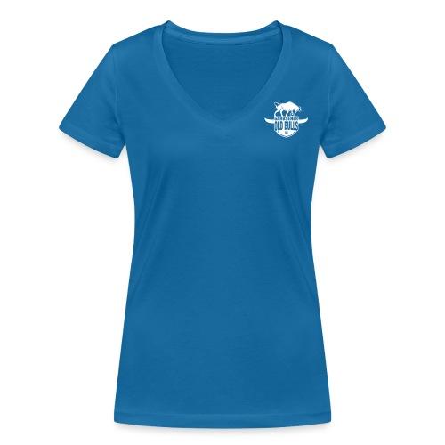 Test OLD BULLS - Frauen Bio-T-Shirt mit V-Ausschnitt von Stanley & Stella