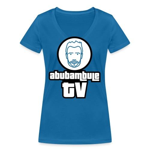 motive 3 - Frauen Bio-T-Shirt mit V-Ausschnitt von Stanley & Stella