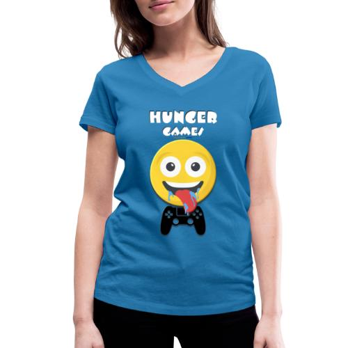 Hunger Games TShirt - T-shirt bio col V Stanley & Stella Femme