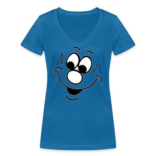 rigolo one - T-shirt bio col V Stanley & Stella Femme