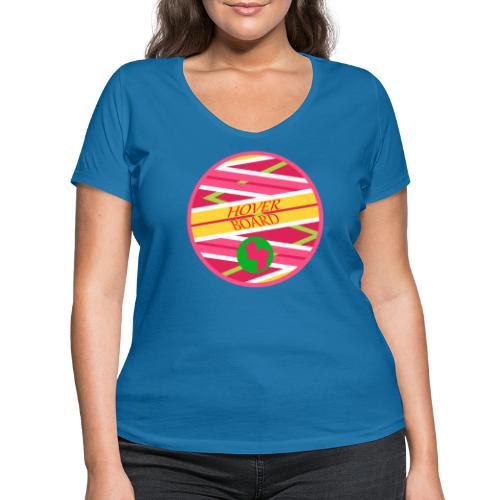 HOVERBOARD - T-shirt bio col V Stanley & Stella Femme