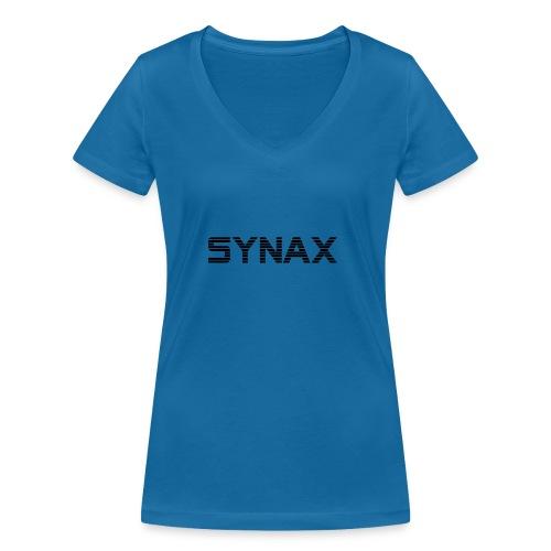 Woman - Frauen Bio-T-Shirt mit V-Ausschnitt von Stanley & Stella