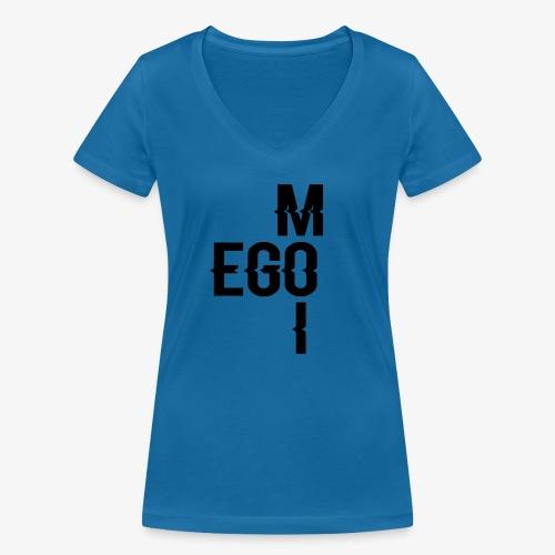 ego moi - T-shirt bio col V Stanley & Stella Femme