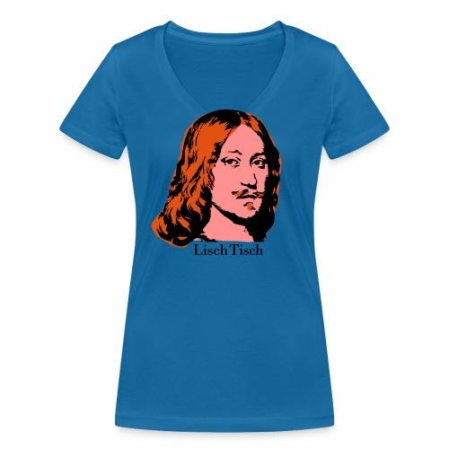 Lischtisch Magnus Gabriel pop - Ekologisk T-shirt med V-ringning dam från Stanley & Stella