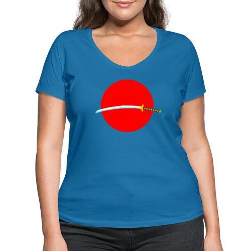 KATANA - T-shirt bio col V Stanley & Stella Femme
