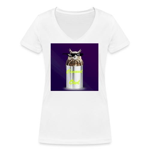 1b0a325c 3c98 48e7 89be 7f85ec824472 - Women's Organic V-Neck T-Shirt by Stanley & Stella