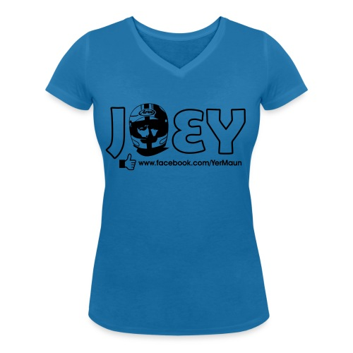 joey 3 - Women's Organic V-Neck T-Shirt by Stanley & Stella