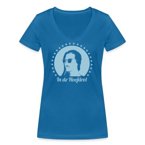 In de hoofdrol - Vrouwen bio T-shirt met V-hals van Stanley & Stella