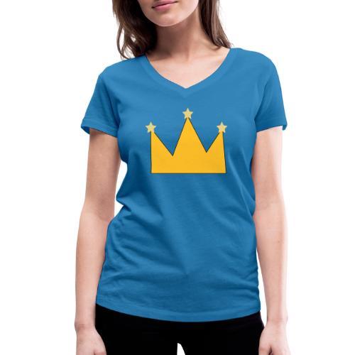kroon - T-shirt bio col V Stanley & Stella Femme
