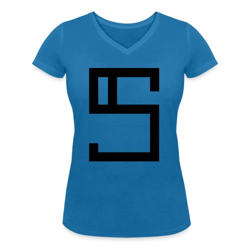 5 - Women's Organic V-Neck T-Shirt by Stanley & Stella