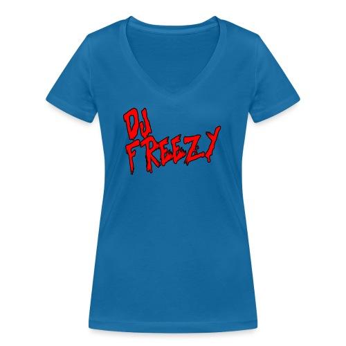 TSHIRT MEMBER - Frauen Bio-T-Shirt mit V-Ausschnitt von Stanley & Stella