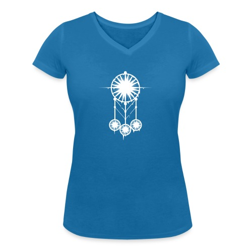 DREAM CATCHER - T-shirt bio col V Stanley & Stella Femme