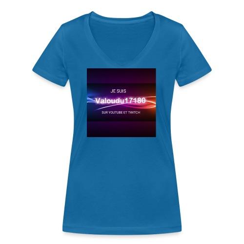 Valoudu17180twitch - T-shirt bio col V Stanley & Stella Femme