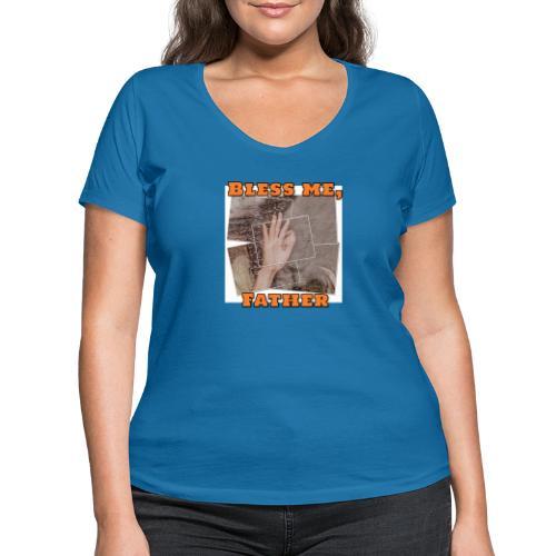 05E1EF19 3CF4 400F B344 5BBABDF0297A - Økologisk Stanley & Stella T-shirt med V-udskæring til damer