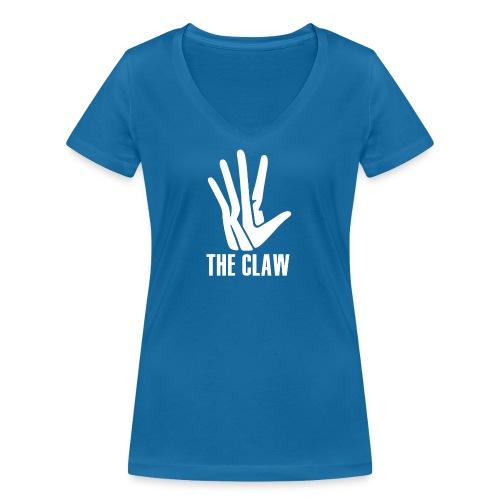 Kawhi Leonard - Stanley & Stellan naisten v-aukkoinen luomu-T-paita