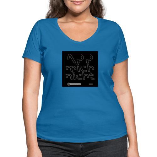 Design App mich nicht 4x4 - Frauen Bio-T-Shirt mit V-Ausschnitt von Stanley & Stella