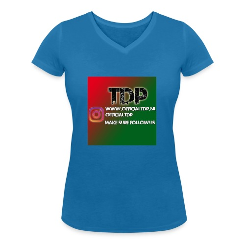 IMG 20180829 WA0003 - Vrouwen bio T-shirt met V-hals van Stanley & Stella