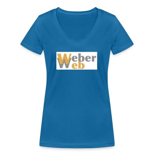 IMG_2242 (1) - Økologisk T-skjorte med V-hals for kvinner fra Stanley & Stella