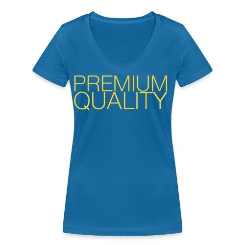 Premium quality - T-shirt bio col V Stanley & Stella Femme