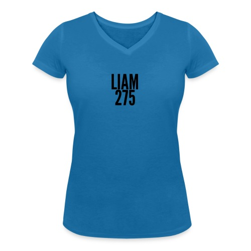 LIAM 275 - Women's Organic V-Neck T-Shirt by Stanley & Stella
