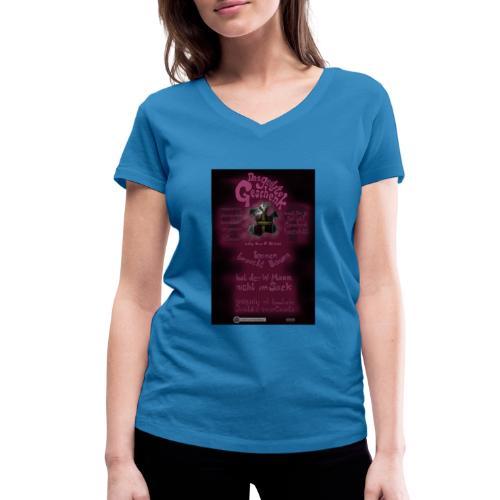 Design Das geilste Geschenk B Seite - Frauen Bio-T-Shirt mit V-Ausschnitt von Stanley & Stella