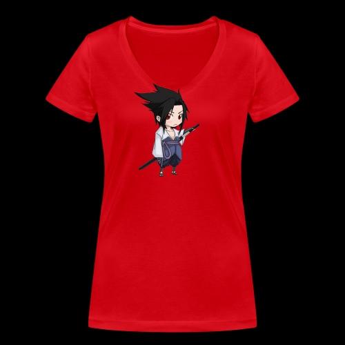 Sasuke - T-shirt bio col V Stanley & Stella Femme