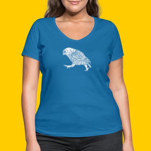 Oh...wl - Ekologisk T-shirt med V-ringning dam från Stanley & Stella