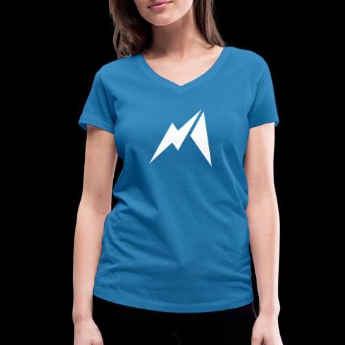 Matinsane - T-shirt bio col V Stanley & Stella Femme