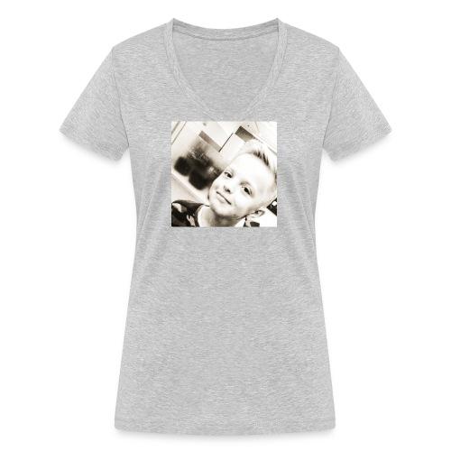 IMG 20180511 143458 276 - Frauen Bio-T-Shirt mit V-Ausschnitt von Stanley & Stella