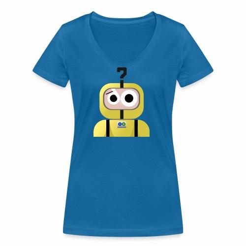 Spaceman - T-shirt bio col V Stanley & Stella Femme