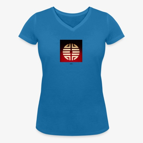 SIGN #01 - Frauen Bio-T-Shirt mit V-Ausschnitt von Stanley & Stella