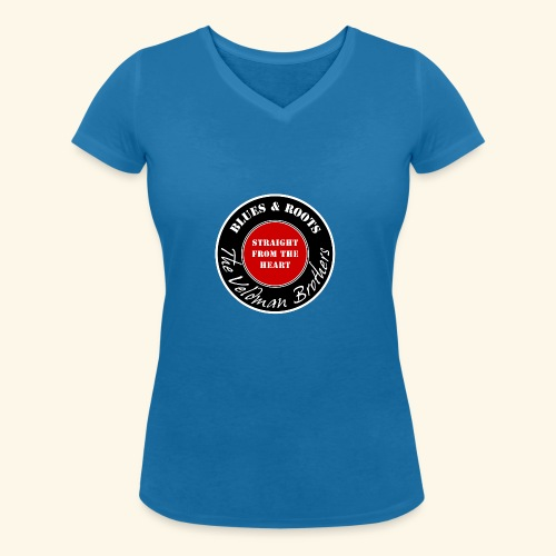 The Veldman Brothers - Vrouwen bio T-shirt met V-hals van Stanley & Stella