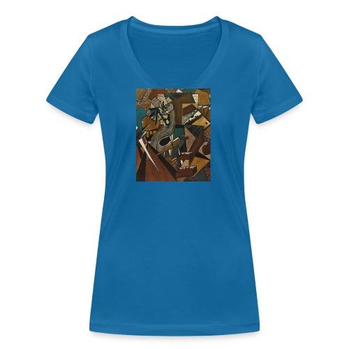 10854383 1418740605105041 86101372887176671 o - T-shirt ecologica da donna con scollo a V di Stanley & Stella