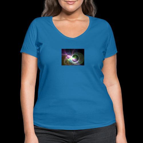 FANTASY 2 - Frauen Bio-T-Shirt mit V-Ausschnitt von Stanley & Stella