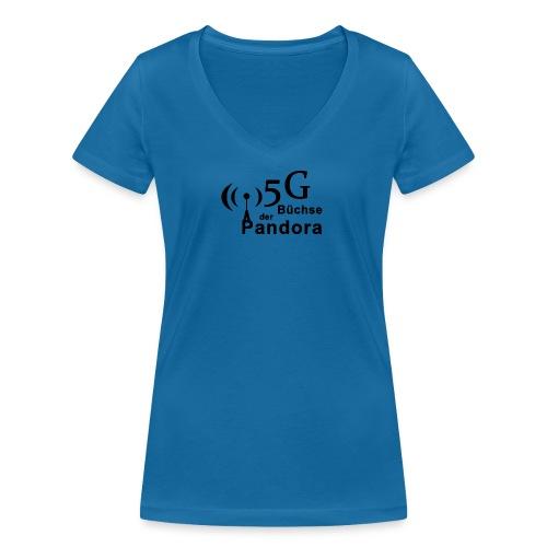 5G Büchse der Pandora - Frauen Bio-T-Shirt mit V-Ausschnitt von Stanley & Stella