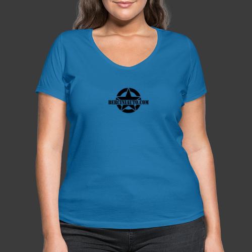 Stella RENEGADE Berciniauto - T-shirt ecologica da donna con scollo a V di Stanley & Stella