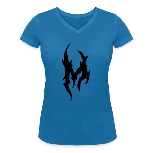 Mantigore M - Frauen Bio-T-Shirt mit V-Ausschnitt von Stanley & Stella