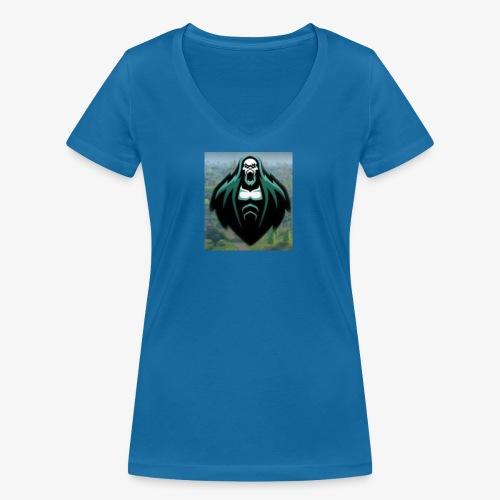 Gaming Pro - Frauen Bio-T-Shirt mit V-Ausschnitt von Stanley & Stella